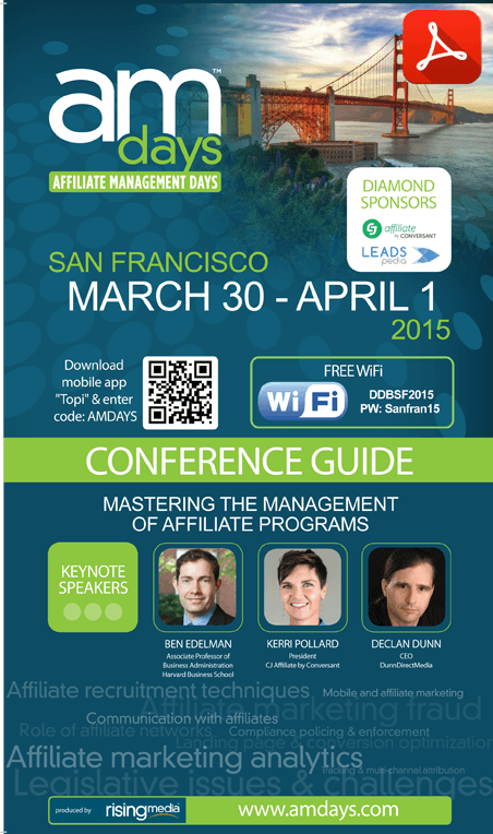 Download the Conference guide