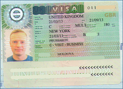 Will You Need a Passport and/or Visa for AM Days London 2013?