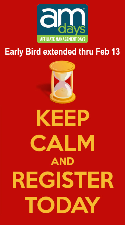 AM Days Early Bird Extended