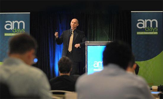 Tim Ash to Deliver Opening Keynote Speech at AM Days 2016